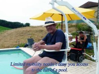 swimming pool construction Dordogne