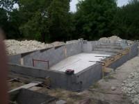 swimming pool build Dordogne