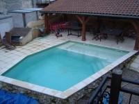 Swimming pool installtion Charente