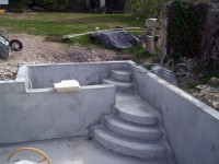 pool design and build