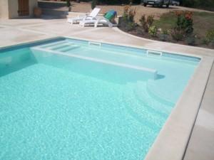 Beautiful pool design